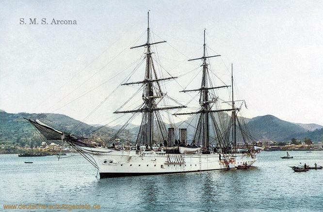 S.M.S. Arcona (Kreuzerkorvette)