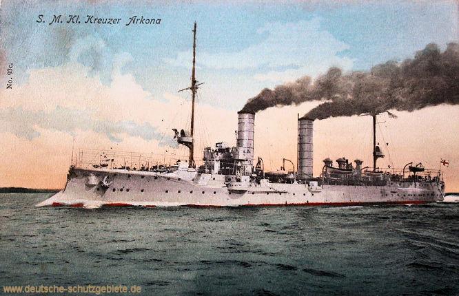 S. M. Kleiner Kreuzer Arkona