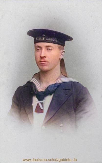 S.M.S. Carola Besatzungsmitglied