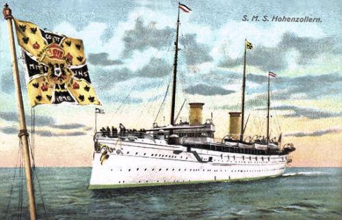 S.M.S. Hohenzollern