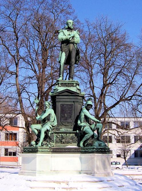 Tegetthoff-Denkmal in Graz (Foto © Peter Schmidl)