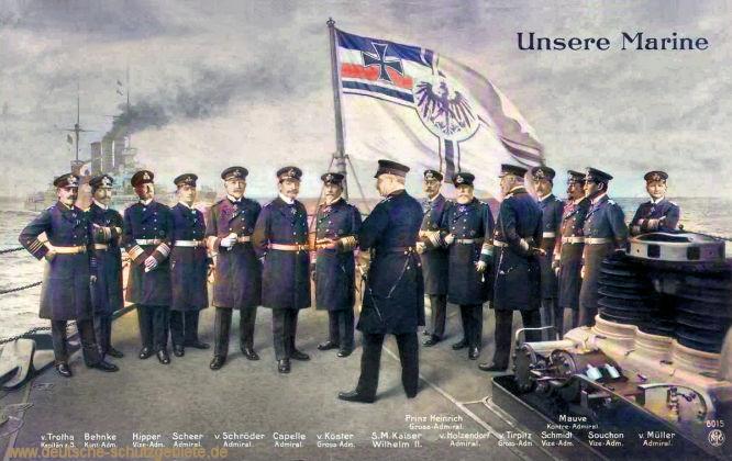 Unsere Marine (1914)